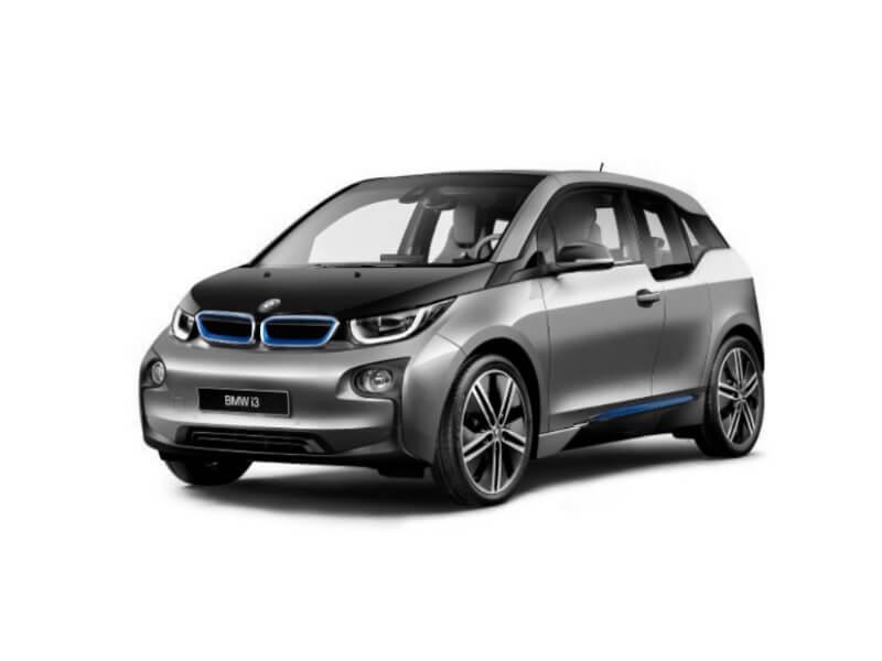 BMW i3 Grau
